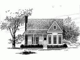 Victorian House Plan   Square Feet and Bedrooms from    Front