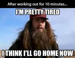Hard Work Meme After working out for 10 minutes… via Relatably.com