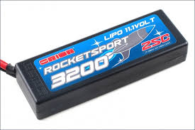 <b>Аккумулятор Team Orion</b> Batteries <b>Rocket</b> Sport 3200 11.1V 25C ...