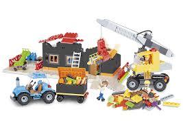 <b>Конструктор</b> Снос здания <b>Cobi</b> Action Town. <b>Demolition Site</b> (<b>COBI</b> ...