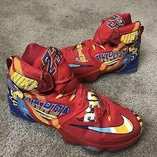 "Nike Lebron 13 Promo ""EYBL"" 843801 <b>696</b>"