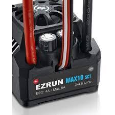 Купить <b>Hobbywing</b> Ezrun Max10 SCT, влагозащищенный ...