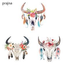 <b>Prajna Unicorn</b> Flower Patches Iron on Transfers For Clothing Kids ...