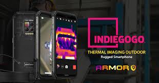 <b>Thermal</b> Imaging Rugged Smartphone <b>Ulefone Armor 9</b> | Indiegogo