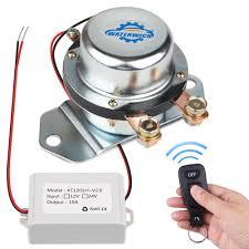 Wireless Remote Control 12v 24v <b>Car</b> Battery <b>Master</b> Switches Cut ...