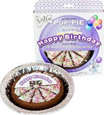 Lazy Dog Pup-PIE Happy Birthday for a Special Dog ... - Amazon.com