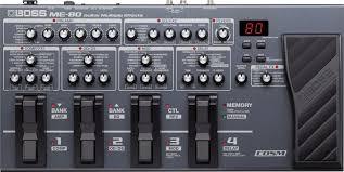 Купить <b>Boss</b> Guitar Multiple Effects <b>ME</b>-<b>80</b> - <b>гитарный процессор</b> по ...