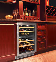 full size of kitchen built in wine cooler refrigerators liebherr undercounter wine fridge four glide awesome portable wine cellar