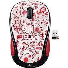 Компьютерная <b>мышь Logitech</b> Wireless Mouse <b>M325</b> red smile ...