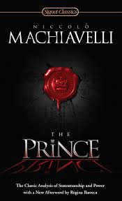 literature lit fall college of humanities and sciences the prince by machiavelli