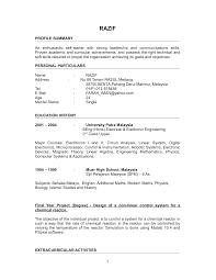 professional cv examples for fresh graduates recentresumes com fresh graduate resume sample cv for graduate school template