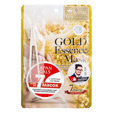 <b>Japan Gals</b> Gold Essence Mask Gold Mask buy online on WellMax.eu