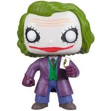 Купить <b>Фигурка</b> Funko POP! Vinyl: DC: Dark Knight The Joker в ...