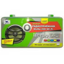 <b>Конструктор Радио КИТ Интернет</b> радиоприёмник WeRa-320 Wi ...