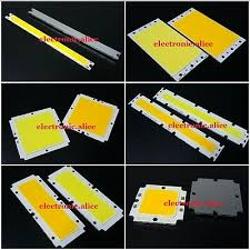 12V 24V 36V 5W 10W 50W COB LED Square/ Strip Light Lamp ...