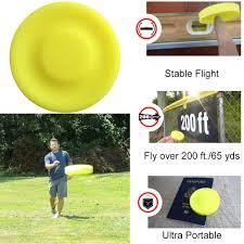 kiiier 5pcs Mini Frisbee <b>Silicone</b> for <b>Dogs</b> Game <b>Flying</b> Disc Mini