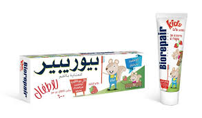 <b>BIOREPAIR</b> TOOTHPASTE <b>KIDS</b> ORAL CARE <b>STRAWBERRY</b> 1-6 ...