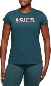 Женские футболки и <b>лонгсливы</b>   ASICS Russia