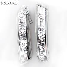 <b>MZORANGE Rearview Mirror Light</b> For HYUNDAI Santa Fe Santafe ...