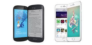 YotaPhone 2 и iPhone 6: Сравнение характеристик - Лайфхакер