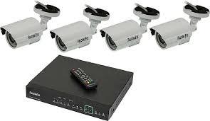 Купить <b>Комплект видеонаблюдения FALCON</b> EYE FE-104MHD ...