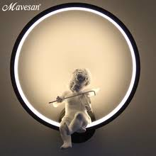 Buy <b>modern led</b> wall lamp with switch and get <b>free shipping</b> on ...