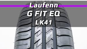 <b>Laufenn G FIT EQ</b> /// обзор - YouTube