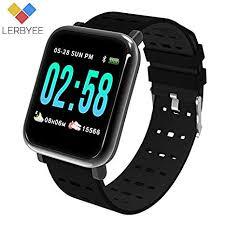 DKHSKITFJRLO Smart Watch <b>A6 Smart Watch Heart</b> Rate Monitor ...