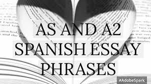 essays in spanish essay in spanish famu online