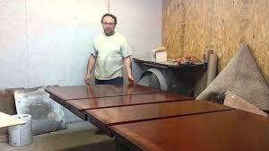 Baker Dining Room Table Refinishing A Baker Dining Room Table At Timeless Arts Refinishing
