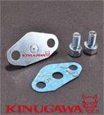 Turbo Oil Feed Line Kit - KINUGAWA TURBO