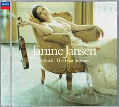 <b>Janine Jansen</b>, Antonio <b>Vivaldi</b> (Composer) - <b>Vivaldi</b>: The Four ...