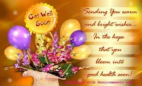 Get Well Soon Quotes For Kids | GLAVO QUOTES
