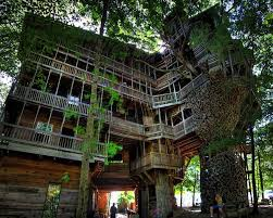 Unique Tree Houses 6 Treehouse Crossville Tennessee Usa Bored For Modern Design
