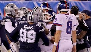 Troy Aikman On Barrage Of Flags During Cowboys-Giants ...