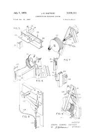 patent us3519101 construction elevator system google patents on simple elevator schematic drawings