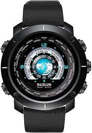 <b>3D</b> UI <b>Smart Watch</b>, IPS HD <b>Colorful</b> Display, Bluetooth 4.0, IP67 ...