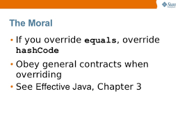 equals and hashcode interview questions in java equals and hashcode interview questions answers java