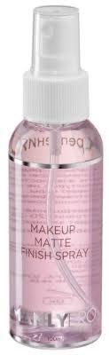 Купить MANLYPRO <b>Фиксатор макияжа</b> - <b>матирующий спрей</b> ...