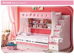youth bedroom sets girls: kids furniture bedroom set children bunk beds with stairs for boy girl