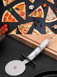 "<b>Нож для пиццы</b> и теста ""Мрамор"" <b>21 см</b> Garant 13344670 в ..."