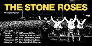 The <b>Stone Roses</b>