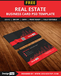 real estate agent business card template psd business real estate agent business card template psd