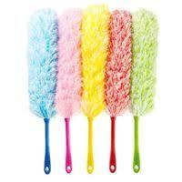 <b>Щетка</b>-<b>сметка для пыли</b> 55*7см пластик текстиль H320 4 цвета ...
