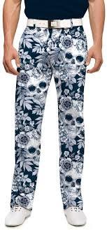 Skull garden pants - Loudmouth SEA