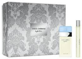 Купить Парфюмерный <b>набор DOLCE & GABBANA Light Blue</b> pour ...