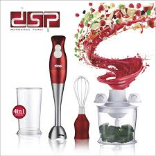 <b>DSP Multifunctional</b> Electric Stick Blender mixer Hand Blender Egg ...