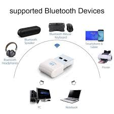 USB <b>V5</b>.0 <b>Bluetooth Wireless Adapter Receiver</b> Mini USB <b>Bluetooth</b> ...