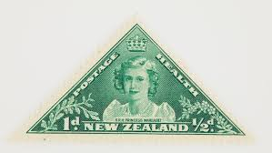 Image result for triangular stamps