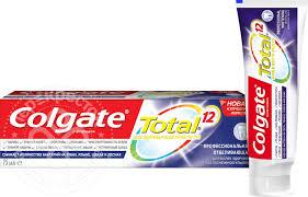 Купить <b>Зубная паста Colgate Total</b> 12 Профессиональная ...